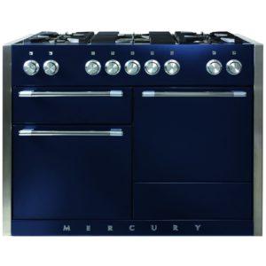 Mercury MCY1200DFIN 120cm Dual Fuel Range Cooker – INDIGO