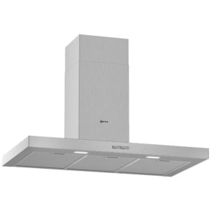 Neff D92BBC0N0B 90cm Chimney Hood - STAINLESS STEEL