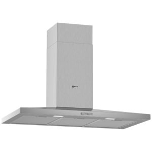 Neff D92QBC0N0B 90cm Chimney Hood - STAINLESS STEEL