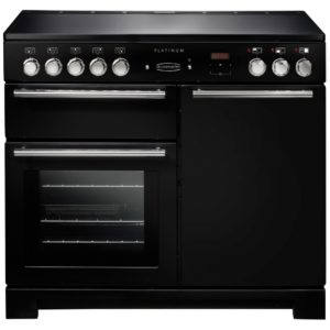 Rangemaster PLAT100EIBL/C Platinum 100cm Induction Range Cooker 106840 - BLACK