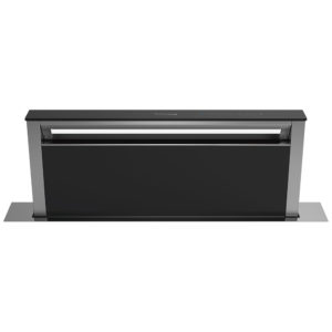 Elica ANDANTE 90 BLACK 90cm Downdraft Extractor – BLACK