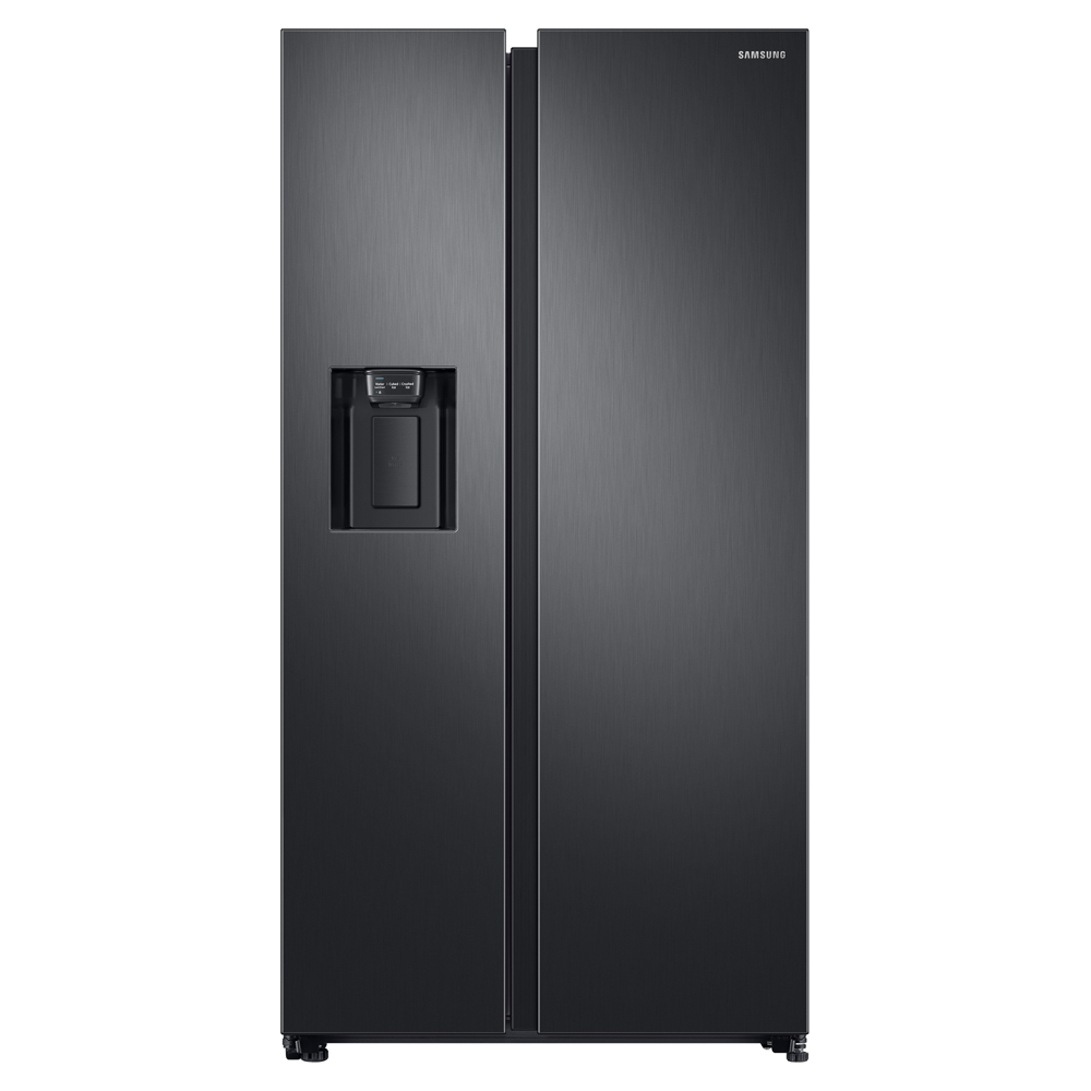 f9749ee3a675 Samsung RS68N8230B1 American Style RS8000 Fridge Freezer With Ice & Water -  BLACK - Appliance City