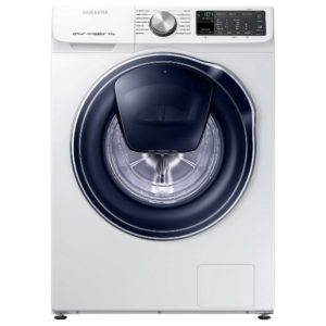 Samsung WW80M645OPM 8kg QuickDrive AddWash Washing Machine 1400rpm - WHITE