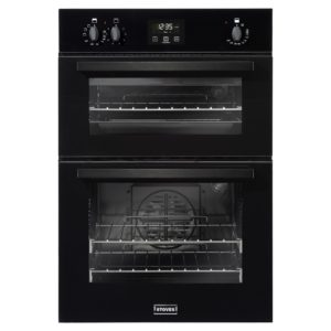 Stoves BI900EFBLK 4837 Built in Double Oven – BLACK