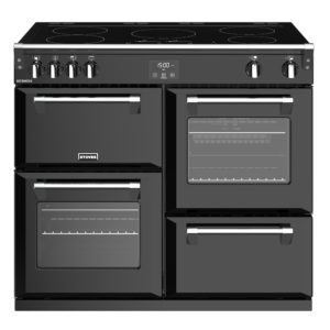 Stoves RICHMOND S1000EIBK 4460 Richmond 1000mm Induction Cooker – BLACK