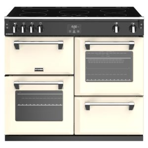 Stoves RICHMOND S1000EICC 4461 Richmond 1000mm Induction Cooker – CREAM