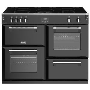 Stoves RICHMOND S1100EIBK 4475 Richmond 1100mm Induction Cooker – BLACK
