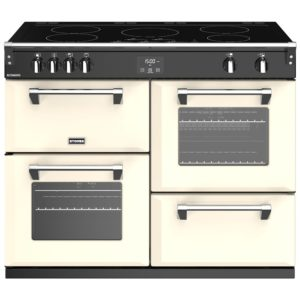 Stoves RICHMOND S1100EICC 4476 Richmond 1100mm Induction Cooker – CREAM