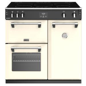 Stoves RICHMOND S900EICC 4446 Richmond 900mm Induction Range Cooker - CREAM