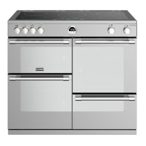 Stoves STERLING S1000EISS 4498 Sterling 100cm Induction Range Cooker – STAINLESS STEEL
