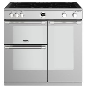 Stoves STERLING S900EISS 4488 Sterling 90cm Induction Range Cooker – STAINLESS STEEL