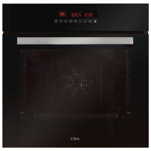 CDA SK511BK Built In Pyrolytic Single Multifunction Oven – BLACK