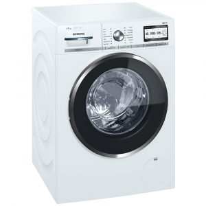 Siemens WM14YH89GB 9kg IQ-700 i-DOS Washing Machine 1400rpm - WHITE