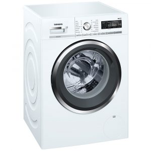 Siemens WM16W5H0GB 9kg IQ-500 Washing Machine 1600rpm – WHITE