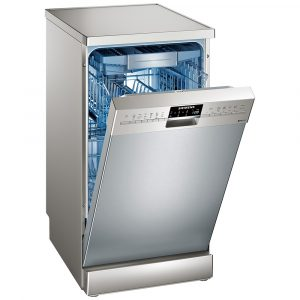 Siemens SR256I00TE IQ-500 45cm Freestanding Dishwasher – STAINLESS STEEL