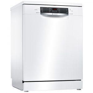Bosch SMS46IW09G 60cm Serie 4 Freestanding Dishwasher – WHITE