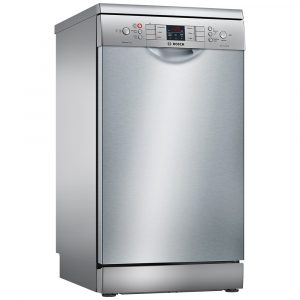 Bosch SPS46II00G 45cm Serie 4 Freestanding Dishwasher – SILVER