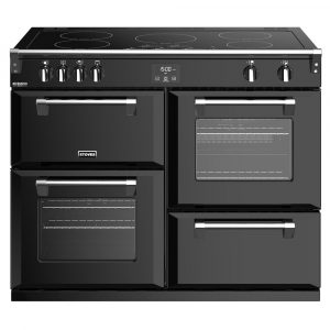 Stoves RICHMOND DX S1100EIBK 4925 Richmond Deluxe 110cm Induction Cooker – BLACK