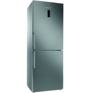 Hoover HVBF195XK 55cm Frost Free Fridge Freezer – STAINLESS STEEL