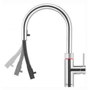 quooker pro3 flex chr flex 3 in 1 boiling water tap. Black Bedroom Furniture Sets. Home Design Ideas