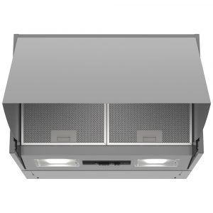 Bosch DEM63AC00B Integrated 60cm Cooker Hood – SILVER