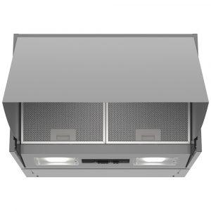 Bosch DEM66AC00B Integrated 60cm Cooker Hood - SILVER