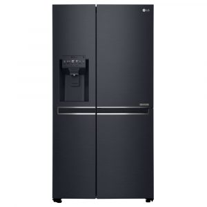 LG GSJ961MTAZ Door In Door American Style Fridge Freezer Non Plumbed – BLACK