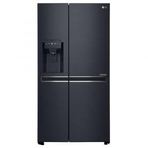 LG GSJ961MTAZ Door In Door American Style Fridge Freezer Non Plumbed – BLACK