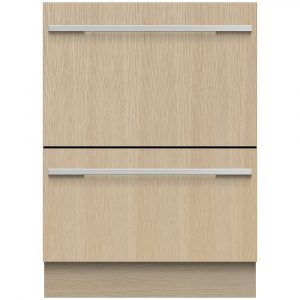 Fisher Paykel DD60DHI9 81234 Designer Integrated Twin Dishdrawer