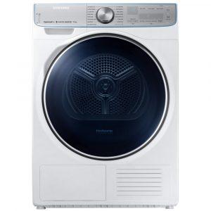 Samsung DV90N8289AW 9kg Heat Pump Condenser Tumble Dryer - WHITE