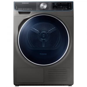 Samsung DV90N8288AX 9kg Heat Pump Condenser Tumble Dryer - GRAPHITE
