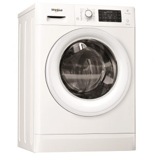 Whirlpool FWDD1071681WUK 10kg FreshCare Freestanding Washer Dryer 1600rpm – WHITE