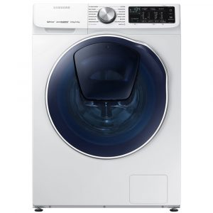 Samsung WD80N645OOW 8kg QuickDrive AddWash WD6800 Washer Dryer – WHITE