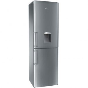Hotpoint FFLAA58WDG 55cm Frost Free Fridge Freezer With Water Dispenser – SILVER