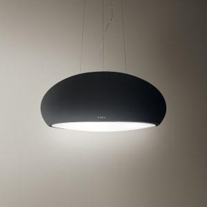 Elica PEARL-BLK 80cm Ceiling Mounted Hood – BLACK