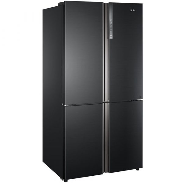 haier htf 610dsn7 american style four door fridge freezer appliance city. Black Bedroom Furniture Sets. Home Design Ideas