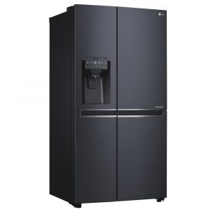 LG GSJ961MTAZ Door In Door American Fridge Freezer Non Plumbed - BLACK