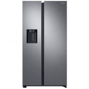 Britannia FF-MONTANA-B American Fridge Freezer Ice & Water – BLACK