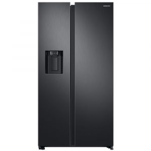 Samsung RS68N8240B1 American Style Fridge Freezer With Ice & Water - BLACK