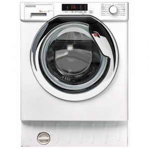 Hoover HBWM814S-80 8kg Fully Integrated Washing Machine 1400rpm