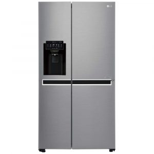 Samsung RS50N3513SA American Style RS3000 Fridge Freezer With Ice & Water – SILVER