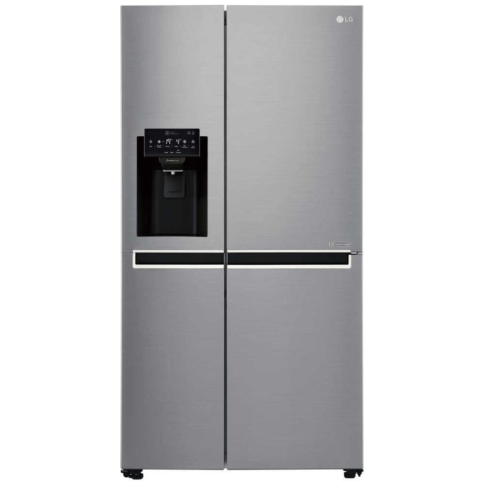 American Fridge Freezer Plumbed: LG GSL761PZUV American Fridge Freezer Non Plumbed Ice