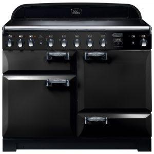 Rangemaster ELA110EIBL/ Elan Deluxe 110cm Induction Range Cooker 117780 – BLACK