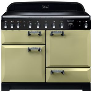 Rangemaster ELA110EIOG/ Elan Deluxe 110cm Induction Range Cooker 117820 – GREEN