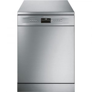 Smeg DF613PX 60cm Freestanding Dishwasher – STAINLESS STEEL