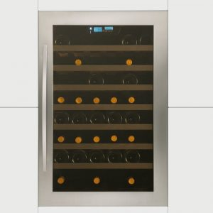 An integrated wine cooler made by Caple
