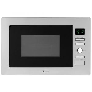 Caple CM130 Built In Microwave & Grill For Tall Housing – STAINLESS STEEL