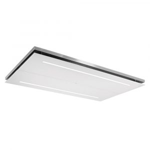 Caple CE1122WH 110cm x 65cm Ceiling Extractor – WHITE