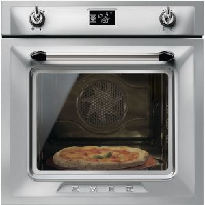 Smeg SF6922XPZE1 Victoria Single Multifunction Oven – STAINLESS STEEL