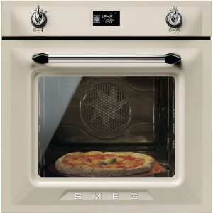 Smeg SF6922PPZE1 Victoria Single Multifunction Oven – CREAM